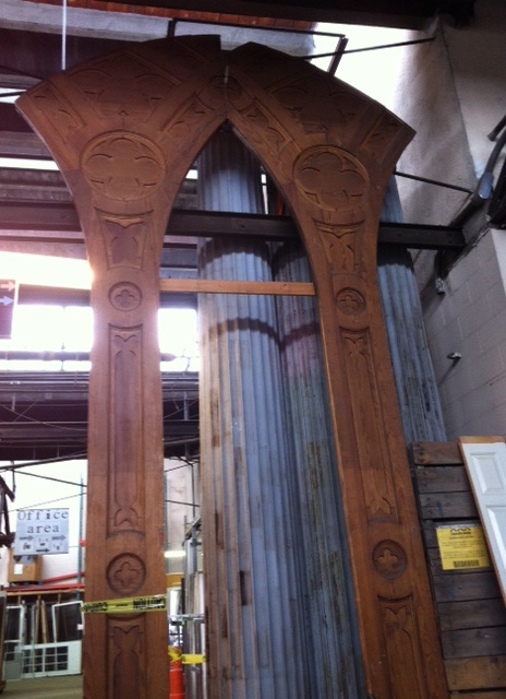 Cool arch for sale at Construction Junction