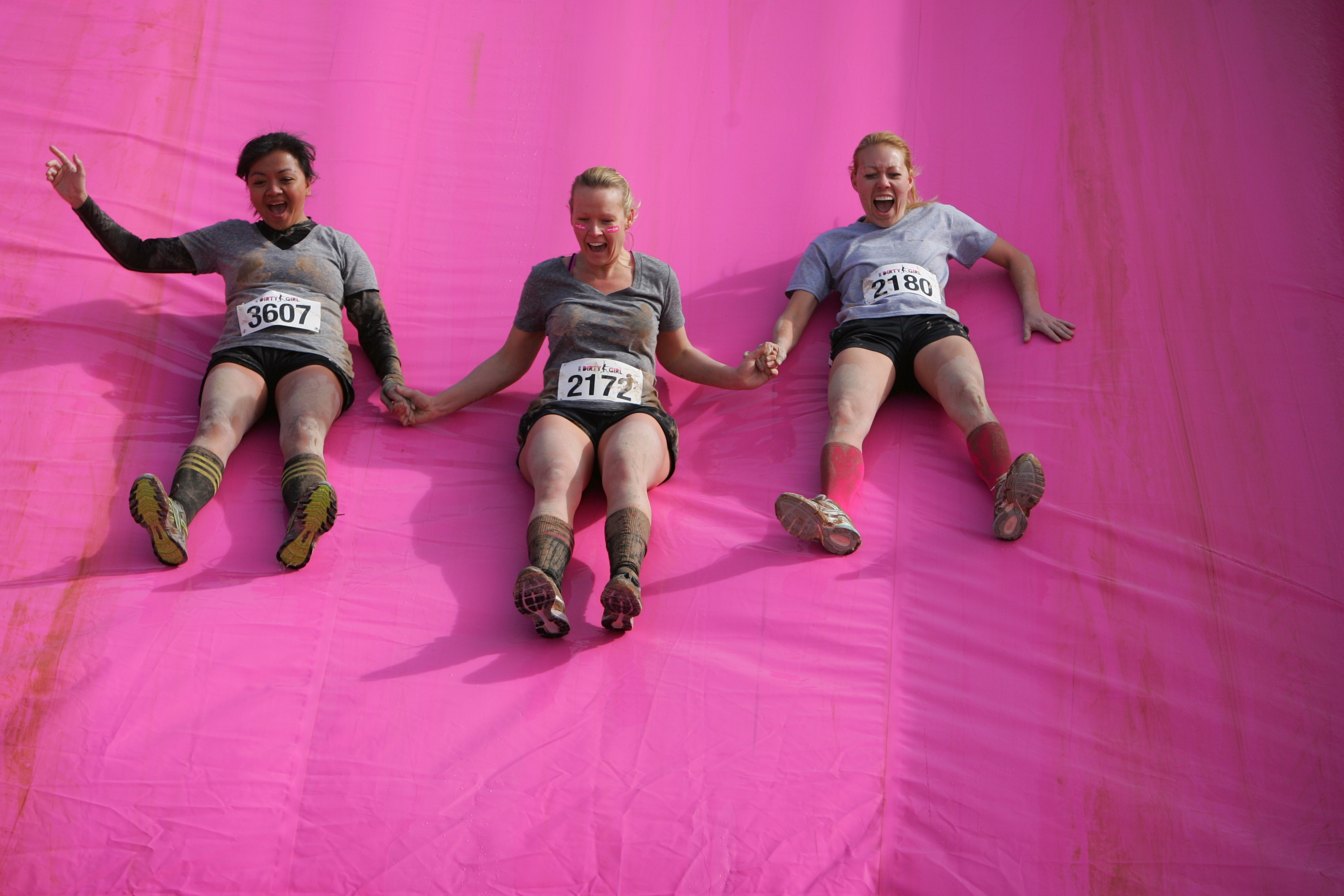 Dirty Dancing obstacle