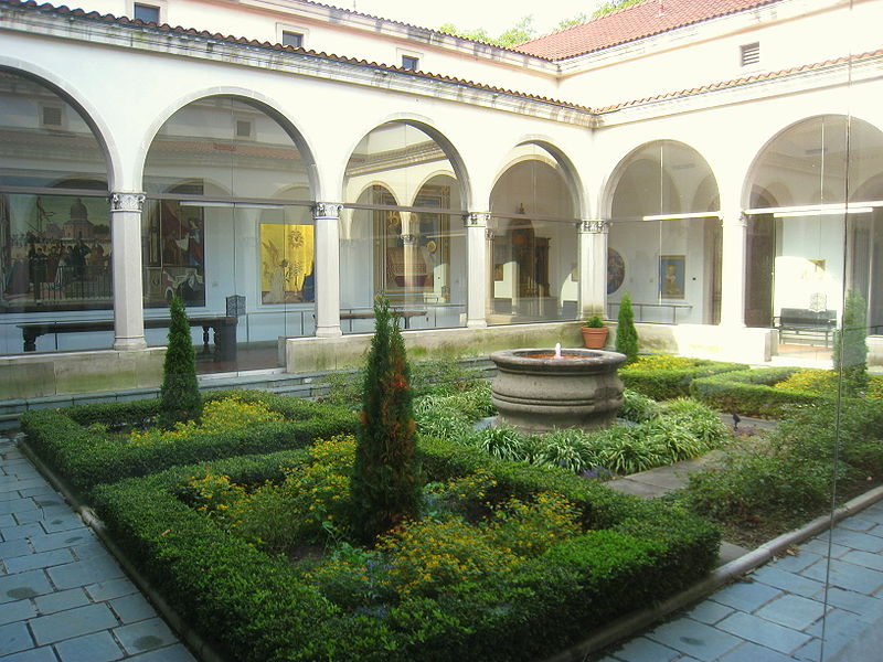 The Frick Courtyard