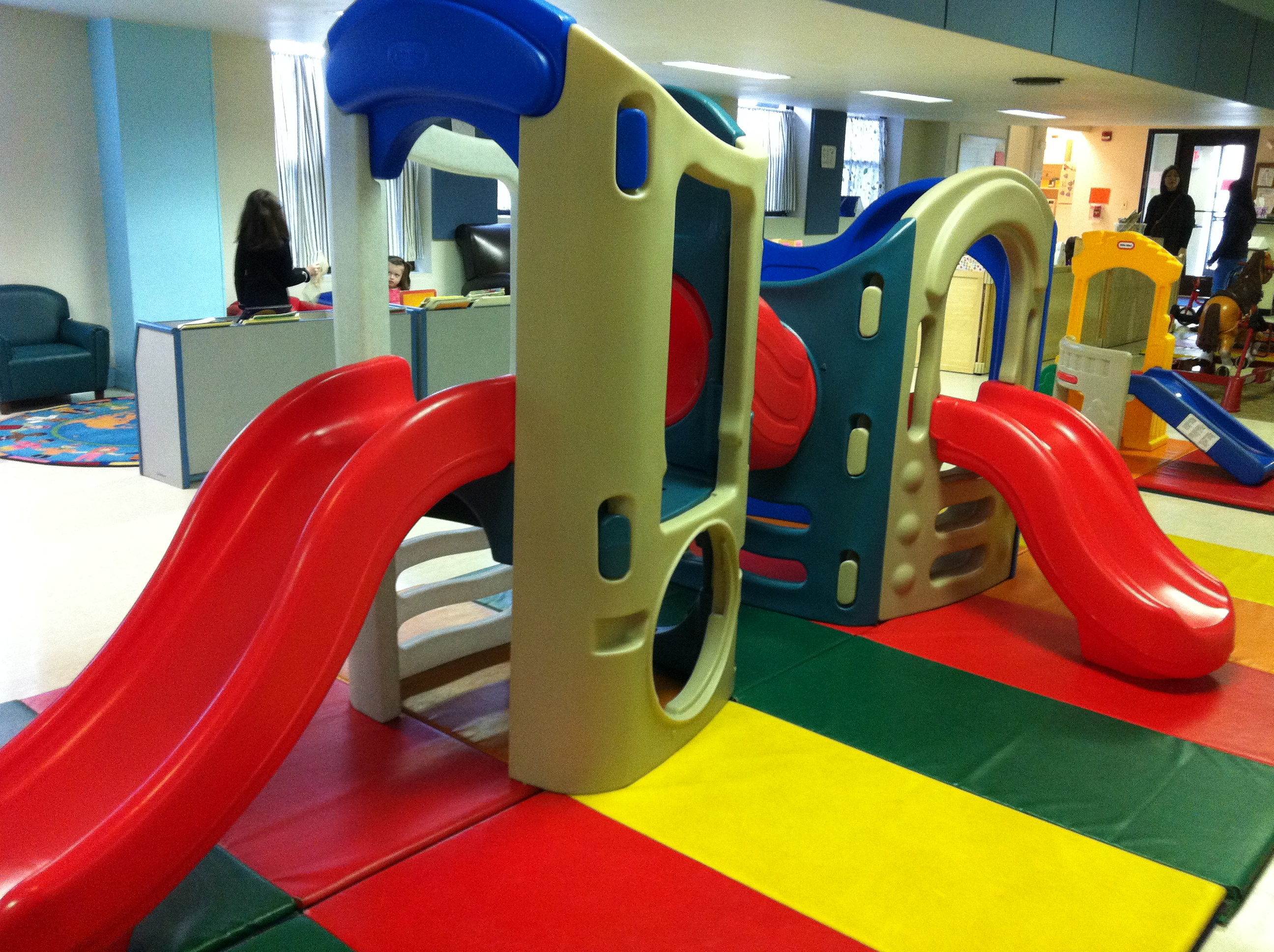 What is indoor playground | Funlandia playground systems