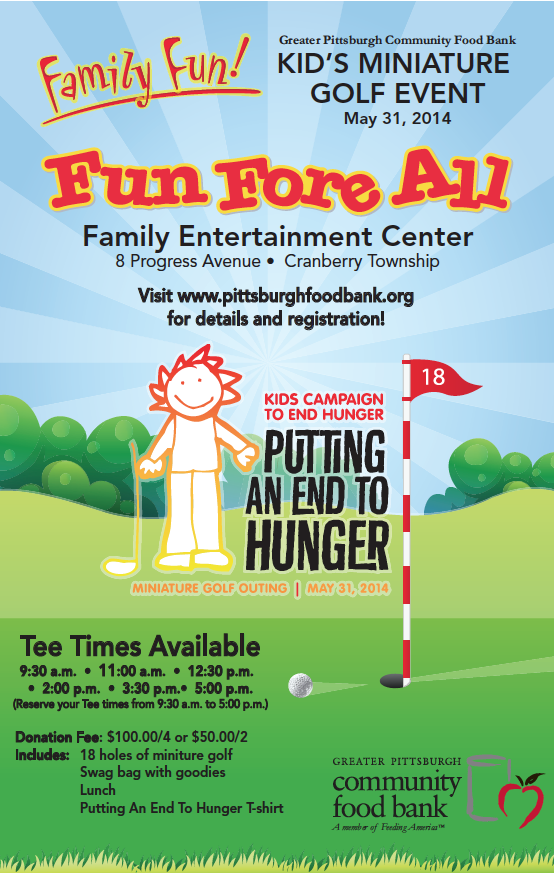 Family-Friendly PGH Community Service: The Kids Campaign ...