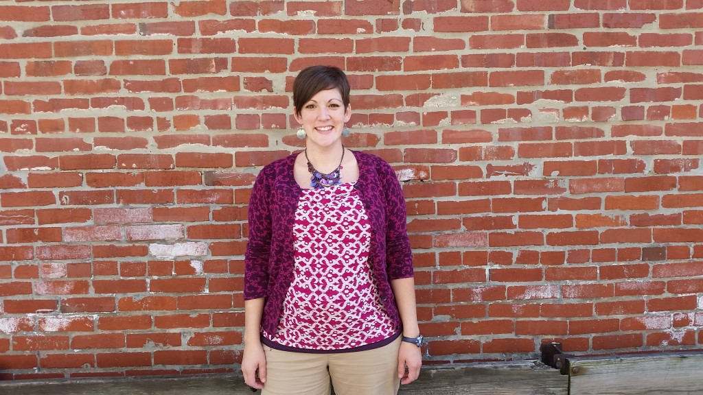 Inspired Pittsburgh Mommy, Paige Beauchemin