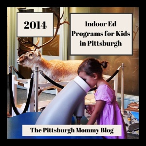 Family Guide to Indoor Educational Programs for Kids in Pittsburgh