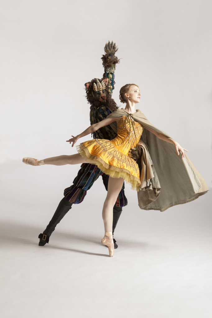Beauty & The Beast  by the Pittsburgh Ballet Theatre, Photo by Duane Rieder