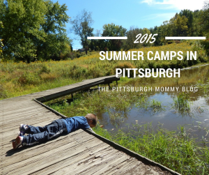 2015 Summer Camps in Pittsburgh Family Guide