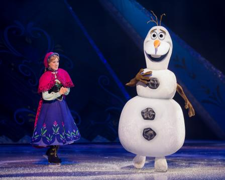 Disney on Ice presents Princesses and Heroes, Photo courtesy of Feld Entertainment