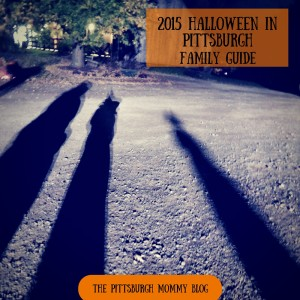 2015 Halloween in Pittsburgh Family Guide